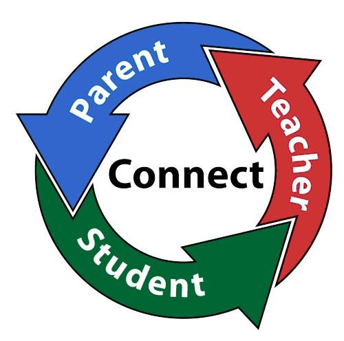 Parent-teacher-student logo