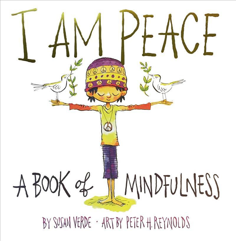 I am Peace book cover
