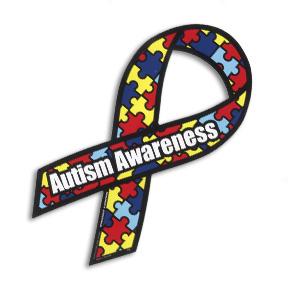 autism ribbon image
