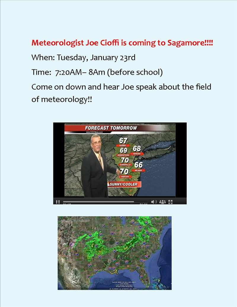 joe ciofe weatherman