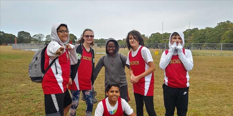 xcountry team