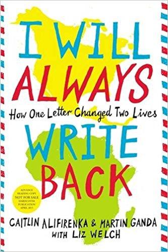 I Will Always Write Back image