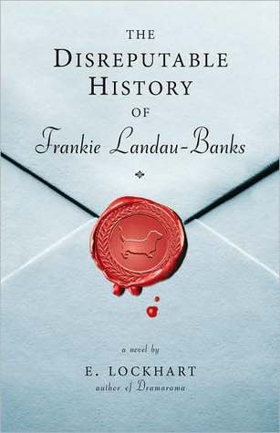 The Disreputable History of Frankie Landau-Banks  image