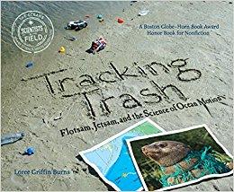 tracking trash image