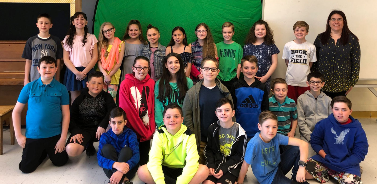 Students Go Modern and Digital With Grundy Tech Club