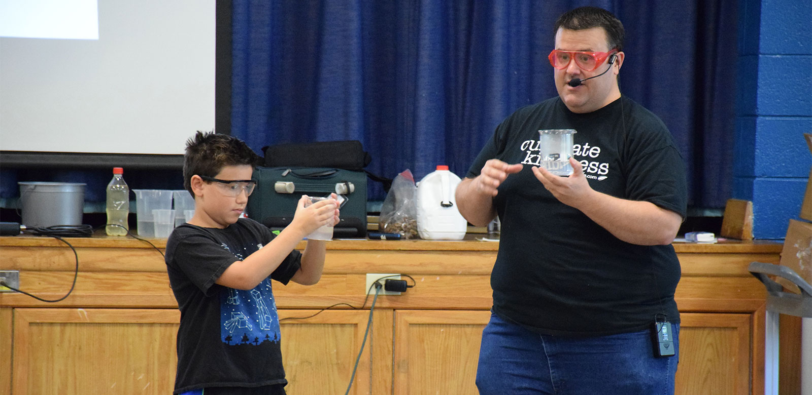 Hiawatha Students Cultivate Kindness