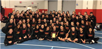 Sachem East Track and Field Wins 4th Consecutive League Title photo