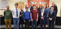 Board Recognizes Incredible Student Achievement in Music photo