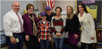 Waverly Student Organizes Special Fundraiser photo
