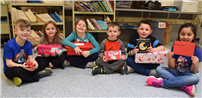 Students Put Their Hearts Into Valentine Box Project photo thumbnail109800