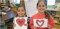 Valentines for Veterans Showcase Student Support photo