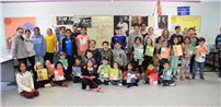 Student Collaboration Highlights African-American History photo