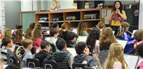 Middle School Musicians Share Experiences photo
