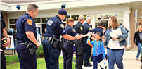 Sachem Celebrates Law Enforcement During Police Week photo