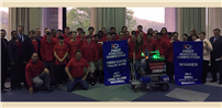 Sachem Robotics Honored by Town of Brookhaven Photo