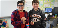 STEM Activity Challenges Talented Math Students photo