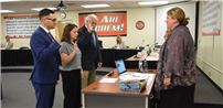 Sachem Board of Education holds annual reorganization meeting photo thumbnail121581