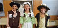 Colonial Fashion Takes Center Stage at Grundy Avenue photo