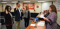 Sachem Board of Education Holds Annual Reorganization Meeting photo