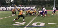 Sachem North Ends Homecoming Week With Victory photo