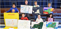 Nokomis Students Study New York State photo