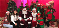 Sachem Celebrates Festival of Trees and Lights photo