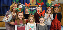 Sachem Elementary Schools Spread Holiday Cheer photo