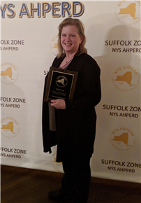 Sachem Health Educator Honored With Suffolk Zone Award photo 2