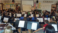 Middle School Musicians Share Experiences photo 5