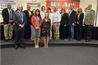 Student Volunteerism Recognized at April Board Meeting photo 2