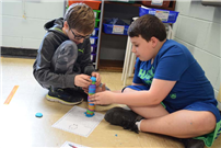 STEM Activity Challenges Talented Math Students photo 3