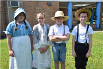 Hiawatha Students Explore Colonial Times photo 3 thumbnail131454