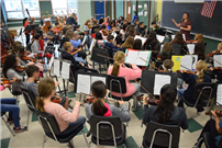 Middle School Musicians Share Experiences photo 2