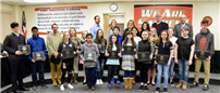 Board of Education Honors Student-Musicians photo 2