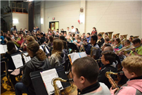 Middle School Musicians Share Experience photo 2