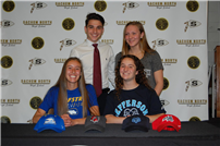 Sachem Student-Athletes Sign On For Next Chapter 2