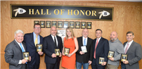 Photo of Hall of Honor Inductees