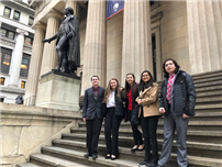 Sachem Business Students Head to Federal Reserve photo 2