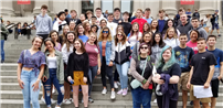 Italian Classes Travel to the Metropolitan Museum of Art photo