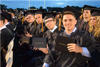 Celebrating the Sachem High School North Class of 2018 photo 5