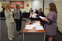 Sachem Board of Education Holds Annual Reorganization Meeting photo 2
