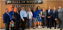 Sachem Hall of Honor Class of 2019 Honored