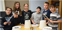 Hiawatha Students Tune Into STEAM Sounds photo thumbnail146606