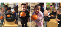 Learning Grows with Hiawatha's Great Pumpkin photo