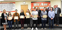 Board Honors Esteemed Artists and Musicians photo