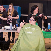 Sachem North Rallies Behind Student Through St. Baldrick's photo 5